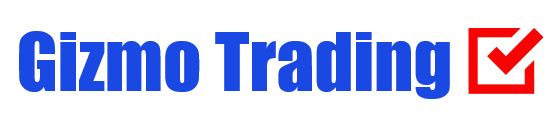 Gizmo Trading logo, links to the homepage